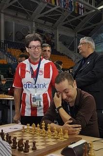 Σκακιστική Ολυμπιάδα 2010
