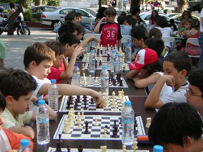 10ο Σκακιστικό Κύπελλο Δημοτικών Σχολείων Χαλανδρίου